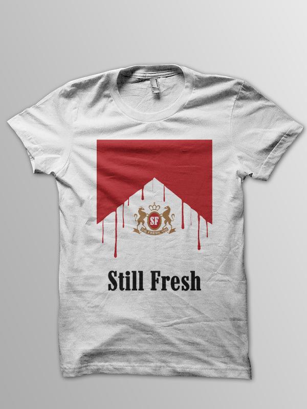 Ttg new brand alert still fresh clothing tee gazette for Fresh brand t shirts